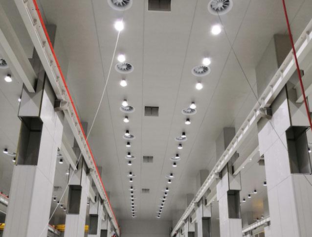 包头阿特斯单晶工厂项目