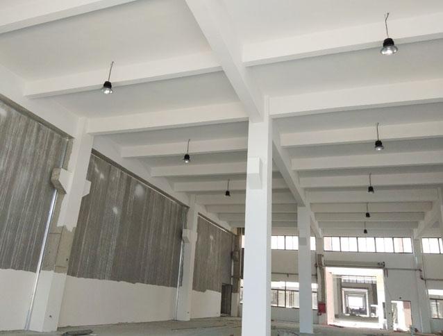 昆山德威沃康机械有限公司工厂项目